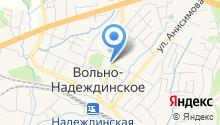 Детская школа искусств им. П.И. Чайковского на карте