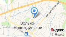 Отдел МВД России по Надеждинскому району на карте