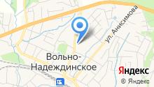 Отдел участковых уполномоченных полиции на карте