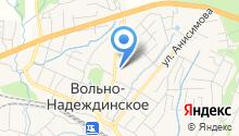 Отдел ГИБДД отдела МВД России по Надеждинскому району на карте