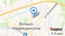 Отдел ГИБДД Управления МВД России по Надеждинскому району на карте