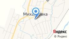 Территориальный отдел опеки и попечительства по Михайловскому муниципальному району на карте