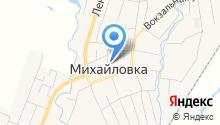 Центр занятости населения Михайловского района, КГБУ на карте