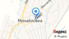 Средняя общеобразовательная школа им. А.И. Крушанова на карте