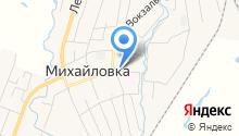 Фрукто-Лэнд на карте