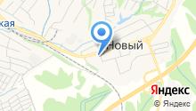 Управление образования Администрации Надеждинского муниципального района на карте