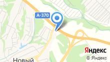 Арден на карте