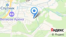 FoxRey на карте