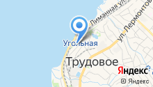 ТЭКА на карте