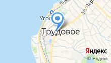 Стикс-П, ПАО на карте