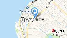 Вивея-В на карте
