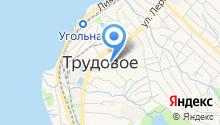 Ателье по пошиву одежды на ул. Лермонтова на карте