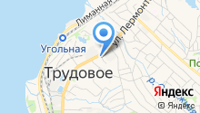 Шиномонтаж на Дунаевского на карте