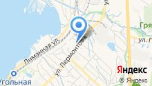 Средняя общеобразовательная школа №71 на карте