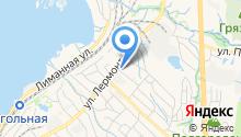 Отделение почтовой связи №61 на карте