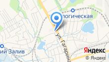 Антэй Пром на карте