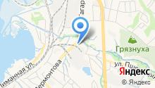 СервисТорг-ДВ на карте
