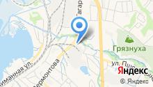 Строймагаз на карте