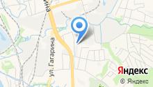 Владстройтранс на карте