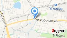 ФМ Ложистик Восток на карте