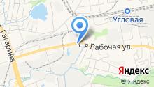 Артемовский механический завод на карте