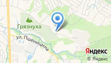 Кремационный комплекс г. Артема на карте