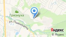 Урусов и Ко на карте