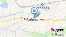 Тандем на карте