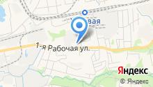 Экстрим на карте