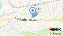 AJS на карте