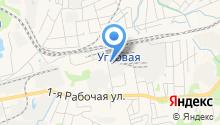 Русские бани на карте