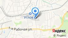 Приморский Торговый Центр на карте
