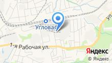 Поликон на карте