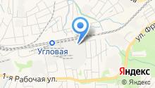 Компас Ойл на карте