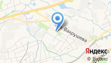 Отделение почтовой связи №4 на карте