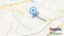 Средняя общеобразовательная школа №31, МБОУ на карте