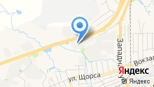 Mashinas на карте