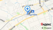 Евразия Карго ДВ на карте