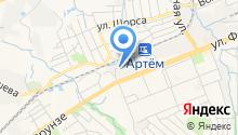 АртемБурВод на карте