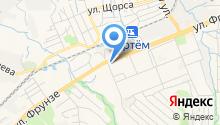 Stop24Line на карте