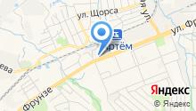 Артемовская электросетевая компания на карте