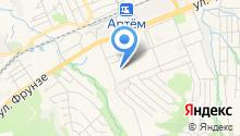 Артемовская специальная (коррекционная) школа-интернат на карте