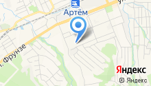 Хояйственный магазин на карте