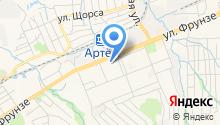 ГиперАвто на карте