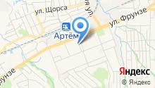 Рейс на карте