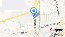 Фортуна-ДВ на карте
