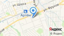 ДИВА на карте