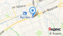 АРТ-РУС на карте
