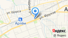 Артемовское ремонтно-монтажное управление на карте