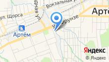 Центр физической культуры и спорта на карте